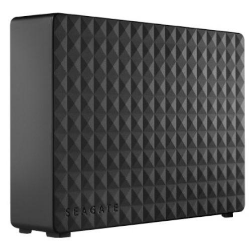Внешний жесткий диск 4Tb Seagate Expansion (STEB4000200) Black