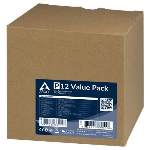 120 Arctic P12 Value Pack 5 шт