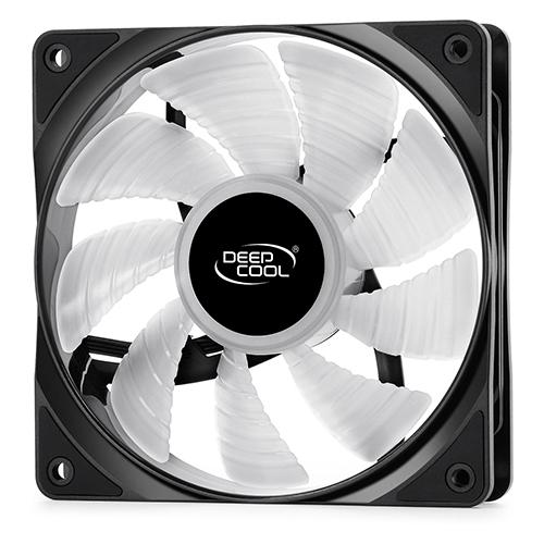 Вентиляторы 120 DEEPCOOL RF120 (3 IN 1) RGB
