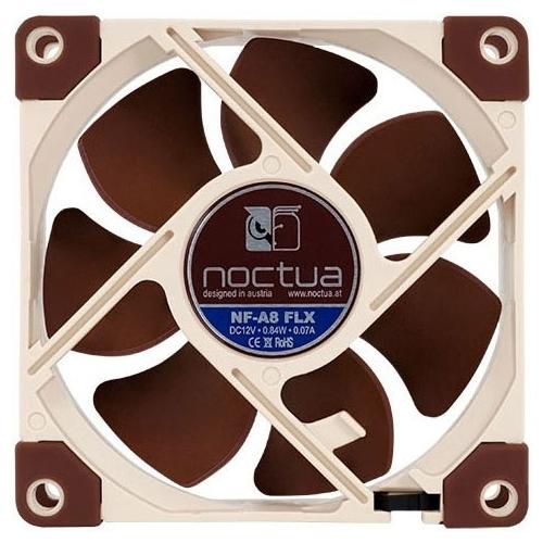 80 Noctua NF-A8 FLX 1200-2000rpm