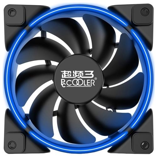 120 PCCooler CORONA BLUE
