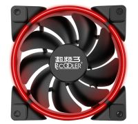 120 PCCooler CORONA RED