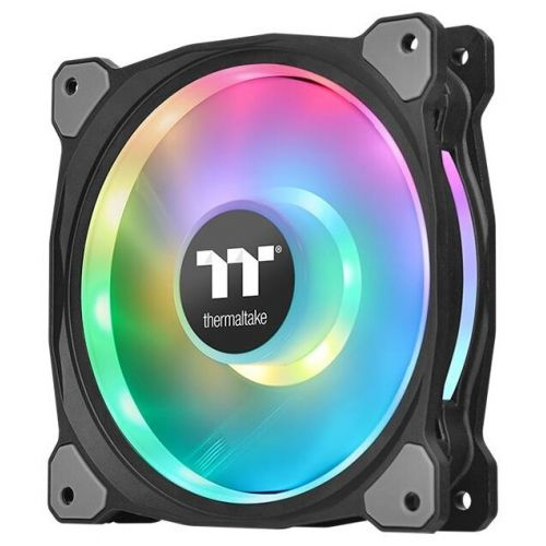 140 Thermaltake Riing Duo LED RGB Radiator Fan TT Premium Edition (3-Fan Pack)