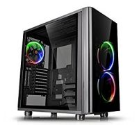 Thermaltake View 31 Tempered Glass RGB CA-1H8-00M1WN-01 Black