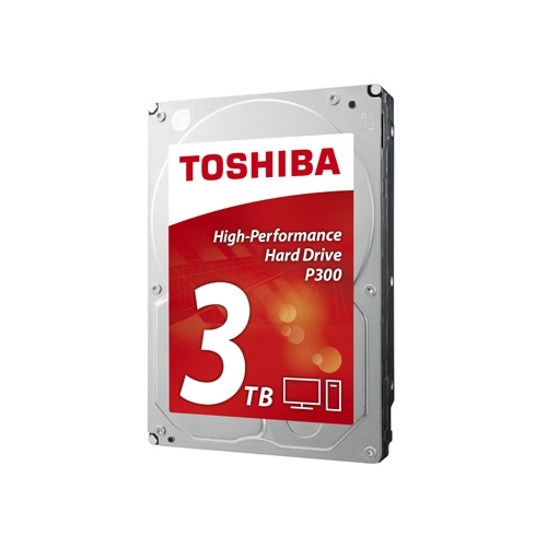 Жесткий диск 3Tb Toshiba P300 HDWD130UZSVA