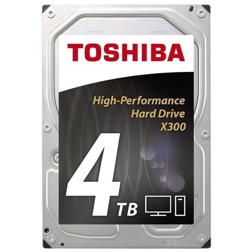4Tb Toshiba X300 HDWE140UZSVA