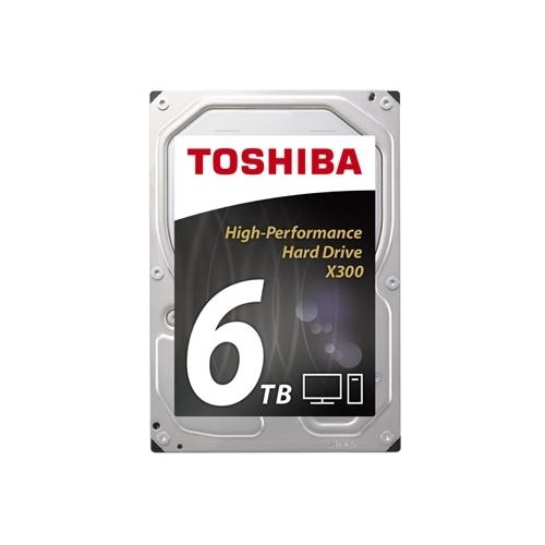 Жесткий диск 6Tb Toshiba X300 HDWE160UZSVA