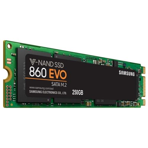 250Gb M.2 Samsung 860 EVO (MZ-N6E250BW)