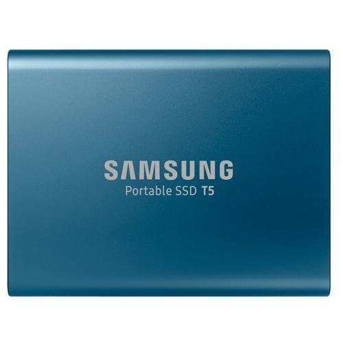 Внешний SSD диск 500Gb Samsung T5 (MU-PA500B/WW)