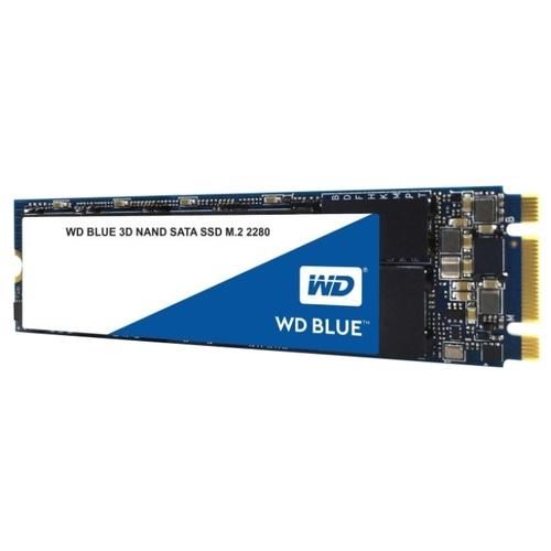 SSD M.2 1Tb Western Digital M.2 2280 1TB TLC Blue WDS100T2B0B