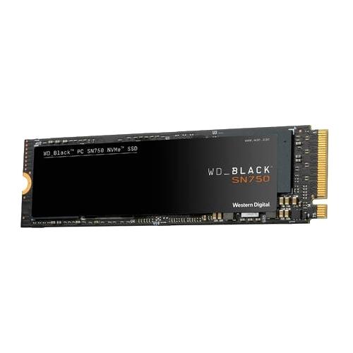 250Gb M.2 NVMe WD Black SN750 WDS250G3X0C