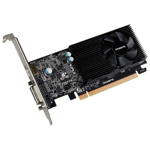 Gigabyte GeForce GT 1030 DDR4 2048Mb (GV-N1030D4-2GL)