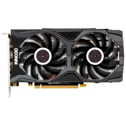 INNO3D GeForce GTX 1660 SUPER 1785MHz 6144MB Twin X2
