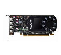PNY Quadro P1000 PCI-E 3.0 4096Mb 128 bit HDCP (VCQP1000BLK-5)