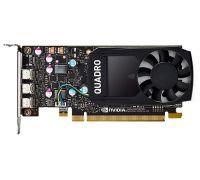 PNY Quadro P400 1070MHz PCI-E 3.0 2048MB (VCQP400DVIV2BLK-1 QUADRO)