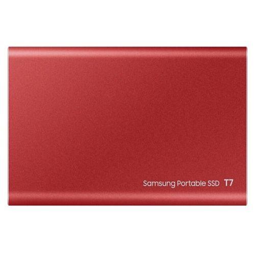 500Gb Samsung T7 Red (MU-MU-PC500R/WW)