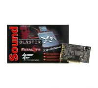 Creative X-Fi Xtreme Gamer Fatal1ty Professional Series