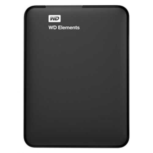 Внешний жесткий диск 1Tb WD Elements Black