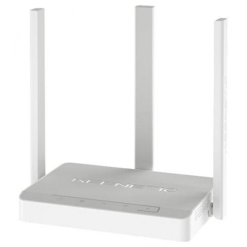 Keenetic City (KN-1511) Интернет-центр с двухдиапазонным Mesh Wi-Fi AC750 и 4-портовым Smart-коммутатором