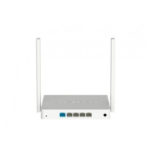 Keenetic Lite (KN-1311) Интернет-центр с Mesh Wi-Fi N300, усилителями приема, 5-портовым Smart-коммутатором и переключателем режима роутер/ретранслятор
