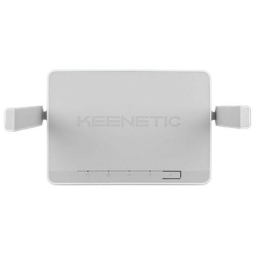 Keenetic Omni (KN-1410) Интернет-центр с Mesh Wi-Fi N300, усилителями приема, 5-портовым Smart-коммутатором и портом USB