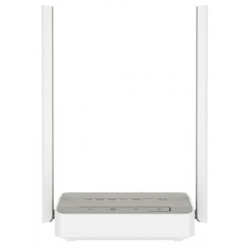 Keenetic Start (KN-1111) Интернет-центр с Mesh Wi-Fi N300, 4-портовым Smart-коммутатором и переключателем режима роутер/ретранслятор