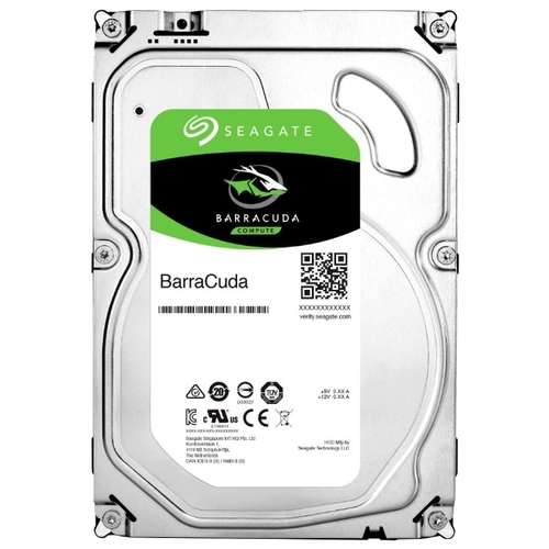2TB Seagate BarraCuda ST2000DM005