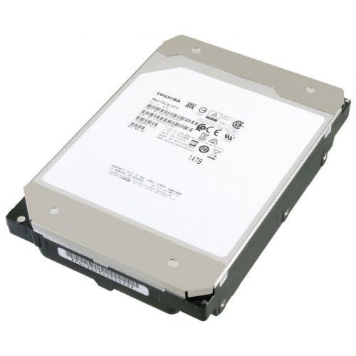 Жесткий диск 14Tb  TOSHIBA (3.5'', 14TB, 256MB, 7200 RPM, SATA 6 Gb/s)