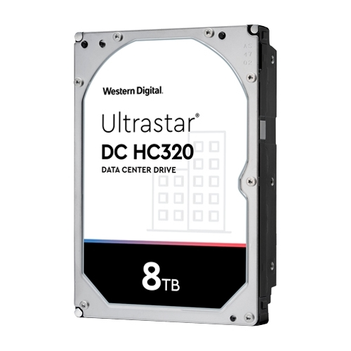 8Tb Western Digital Ultrastar DC HC320 (HUS728T8TALE6L4)