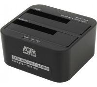 Док станция AgeStar 3UBT6-6G-Black