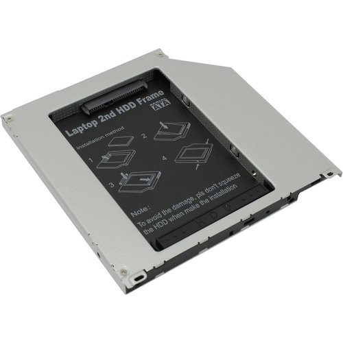"Espada SS95U Шасси для установки HDD/SSD 2.5"" в отсек привода Apple MacBook"