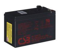 Аккумулятор CSB HR 1234W (12 V, 9 А·ч) для UPS