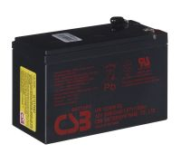 Аккумулятор CSB HR 1234WF2  (12V, 9Ah) для UPS