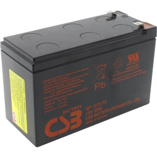 Аккумулятор CSB GP1272 F2 (12 V, 7.2 А·ч) для UPS