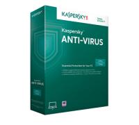 Антивирус Касперского 2014,15,16 на 1 год, на 2 ПК