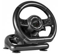 PEEDLINK Bolt Racing Wheel for PC (SL-650300) Black