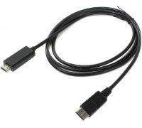 Кабель DisplayPort - HDMI VCOM CG494-B-1.8M