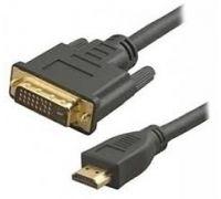 Кабель HDMI - DVI 2m Titan (TTW-DV13220)