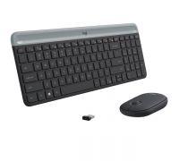 Logitech MK470 Slim Wireless Desktop