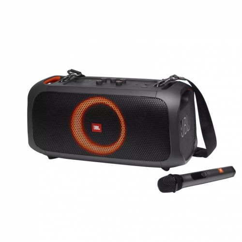 JBL Partybox On-The-Go Black