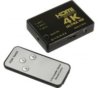 Переключатель HDMI 3-1 Orient HS0301H-IR
