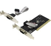 Контроллер PCI-COM*2 Espada PIO9835L LOW PROFILE