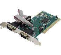 Контроллер COM*2 PCI Espada (FG-PIO9835-2S-01-BU01) oem