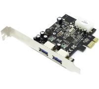 Контроллер USB3.0*2 PCI-E ST-Lab (U-710)