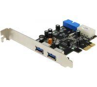 Контроллер USB3.0*2 PCI-E STLab (U-780)
