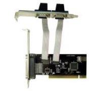 Контроллер PCI LPT+2COM Espada Mcs9865, PMIO-V1L-02S1P,  OEM