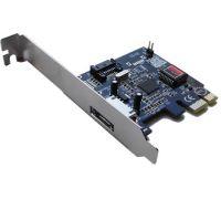 Контроллер SATA + eSATA PCI-E Espada (FG-ES3132-1E1I) rtl
