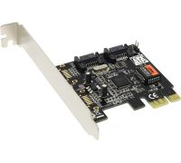 Контроллер PCI-Express SATAII Espada (FG-ES3132-2IR-C2-01-CT01)