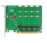 Контроллер PCI-E - M.2 (4 порта) Espada PCIe4NVME