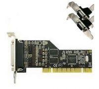 Контроллер PCI LPT+COM*2 Espada Mcs9865 (PMIO-V1L-02S1P) LP